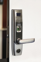 keyless door lock perth