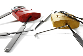 lock picking locksmith perth
