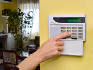 house alarm system in perth